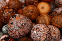 Inheemse handcraft royalty-vrije stock foto's