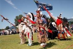 Inheemse Indische Wow Pow Stock Foto