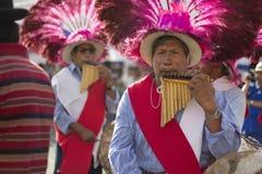 Inheemse viering Stock Afbeelding