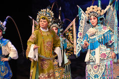 "Inheritance- Beijing Opera"" Women Generals of Yang Family"" Stock Photos"