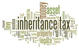 Inheritance tax Stock Photos