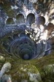 Iniciatic gut in Quinta da Regaleira, Sintra, Portugal, 2012 lizenzfreie stockfotografie