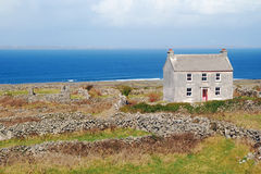 Inis Mor, Aran Iseland Royalty Free Stock Photos