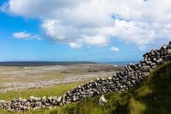 Inish más, Irlanda Foto de archivo libre de regalías