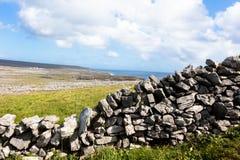 Inish mer, Irland Royaltyfri Foto