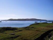 Inishark de Inishbofin foto de stock