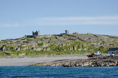 Inisheer, aran νησιά, Ιρλανδία Στοκ Εικόνες
