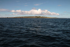 Inisheer, Aran islands. Aran islands landscape in Ireland Royalty Free Stock Photo