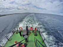 Inisheer Ferry Stock Photos