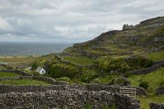 Inisheer, islas del aran, Irlanda Imagenes de archivo