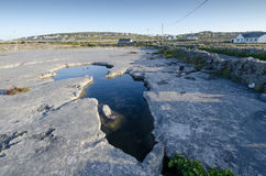 Inishmaan, aran islands, connemara, ireland Royalty Free Stock Photo