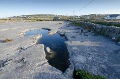 Inishmaan, aran islands, connemara, ireland Royalty Free Stock Photo
