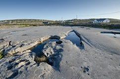 Inishmaan, aran islands, connemara, ireland Stock Photos