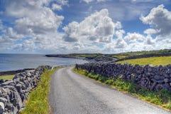 Inishmore στα νησιά Aran Στοκ Εικόνα