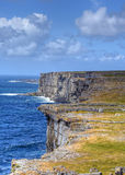 Inishmore στα νησιά Aran Στοκ Φωτογραφία