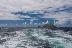 inishtoosekert wyspę. Fotografia Royalty Free