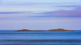 Inishtrahull Lighthouse Stock Images