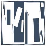 Initial bokstav I Arkivbild