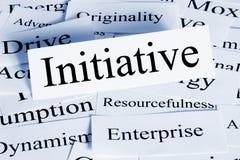 Initiativen-Konzept Lizenzfreie Stockfotografie