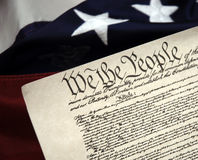 Inizi americani Fotografia Stock Libera da Diritti