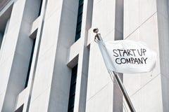 Inizi sul concetto di affari Fotografia Stock Libera da Diritti