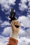Iniziando il tiro dia dei calci a fuori Fotografia Stock Libera da Diritti