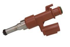 Injecteur de carburant utilisé photo stock