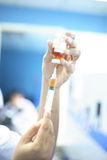 Injectie stock afbeeldingen