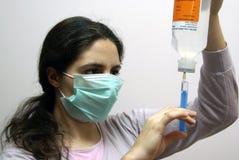 Injection Image libre de droits