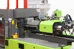Injection moulding Stock Photography