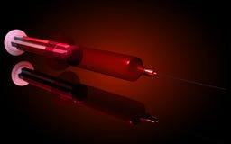 Injection needle Royalty Free Stock Photo