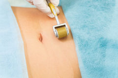 Injection therapy Stock Photography
