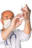 injektionsspruta Royaltyfri Bild