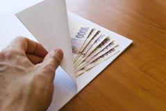 Injerto de la corrupción Imágenes de archivo libres de regalías