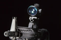 Injetor AR-15 Foto de Stock