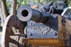 Injetor de campo médio atrasado do Idade-Renascimento foto de stock royalty free