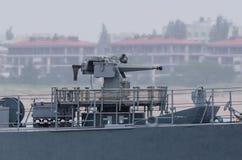 Injetor naval Fotos de Stock
