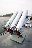 Injetor naval Foto de Stock