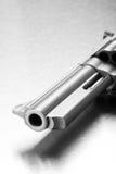 Injetor - revólver no aço Fotos de Stock