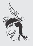 Injun Imagen de archivo