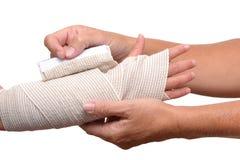 Injured Arm Stock Photos
