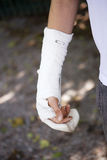 Injured Man Stock Images