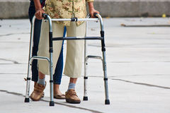 Injury rehabilitation Stock Photos