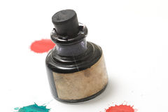 Ink 3 Royalty Free Stock Photography