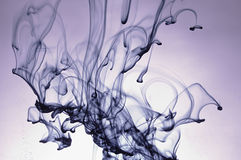Ink abstract Royalty Free Stock Image