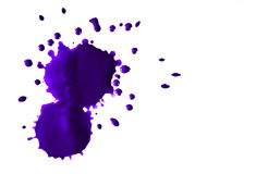 Ink blot Stock Photography