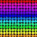 Ink Blots Stock Image