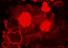 Ink Blots. Stock Images