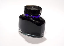 Ink Bottle Royalty Free Stock Images