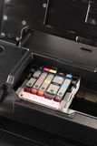 Ink cartridges Stock Photography